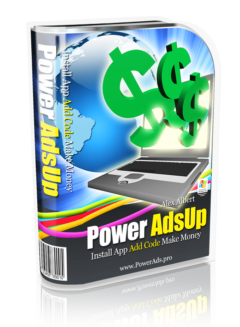 ** Special ** – Power AdsUp – Montize All Your Sites discount coupon