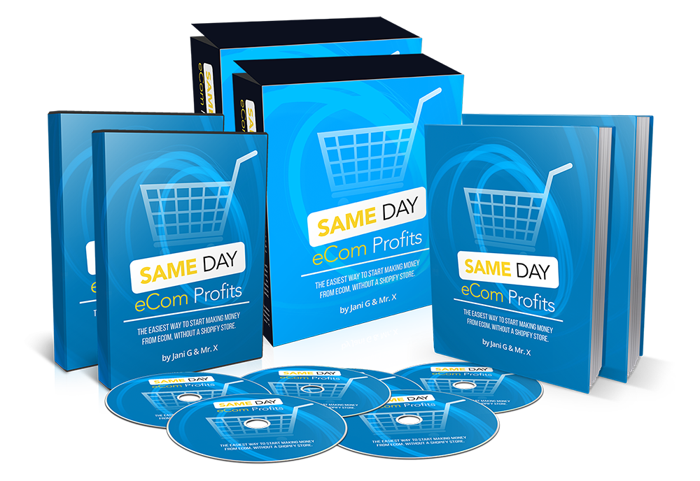 Same Day eCom Profits! discount coupon