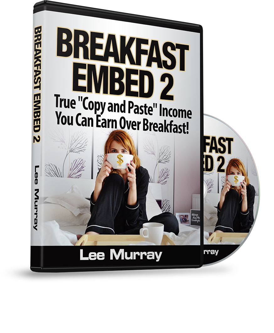 "Lee Murray's ""Breakfast Embed 2″ discount coupon"