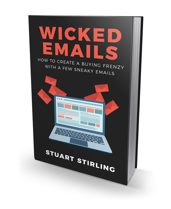 Wicked Emails discount coupon