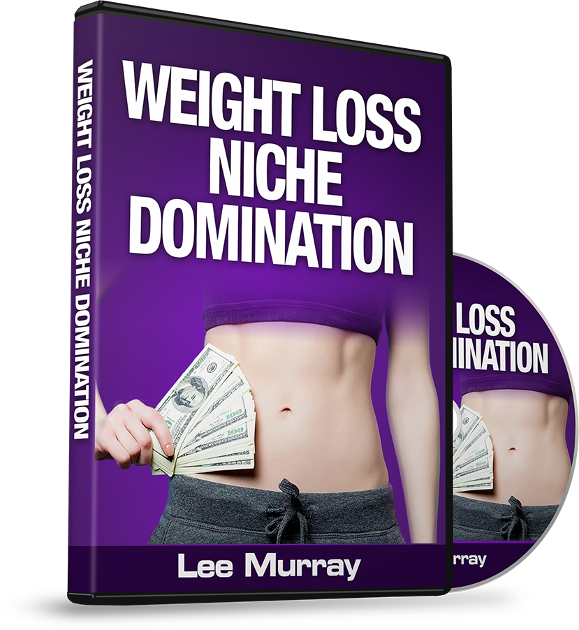 Weight Loss Niche Domination discount coupon
