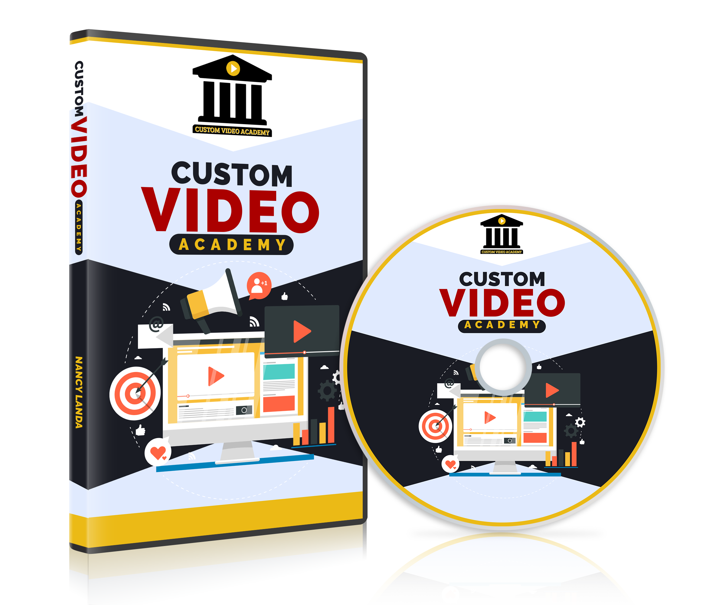 Custom Video Academy discount coupon