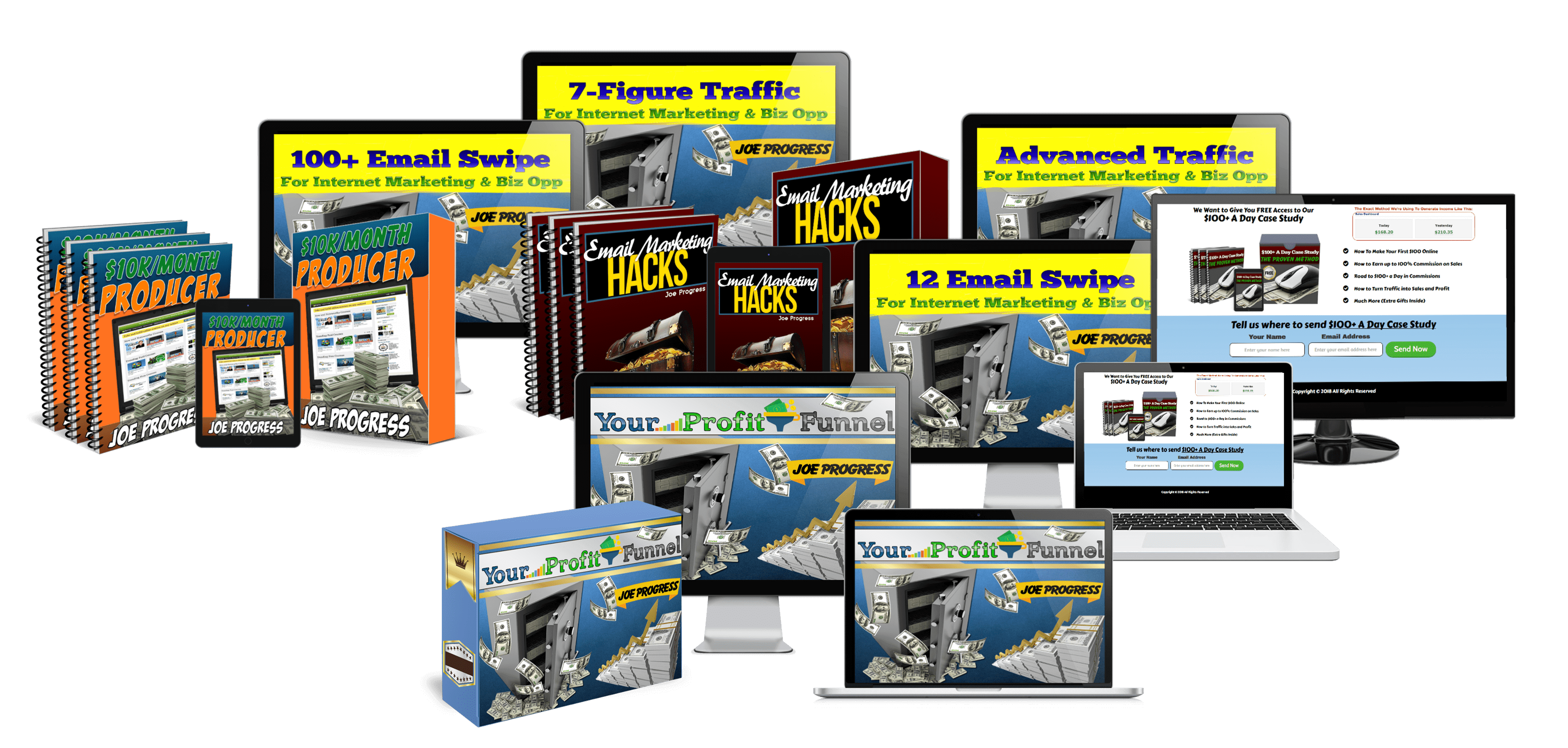 Your Profit Funnel – Complete Package discount coupon