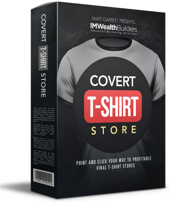 Covert Shirt Store discount coupon