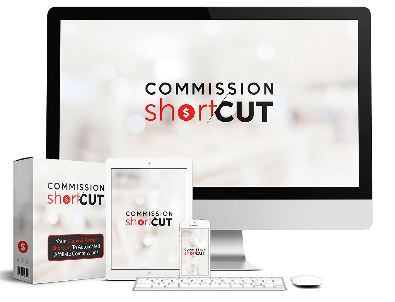 Commission Shortcut PRO* | 100% Done-For-You Affiliate Campaigns discount coupon