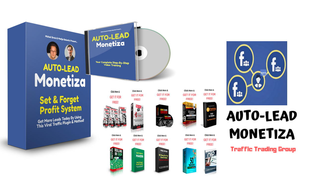 [Auto-Lead Monetiza] Get Free Viral Leads, The EASY Way! discount coupon
