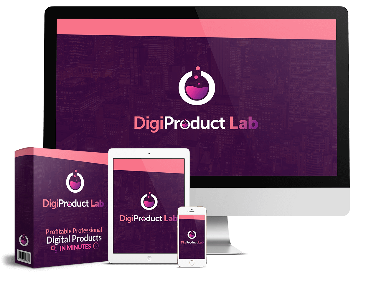 DigiProduct Lab PRO* | 100% Done-For-You Products! discount coupon