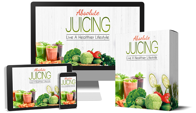 Absolute Juicing PLR discount coupon