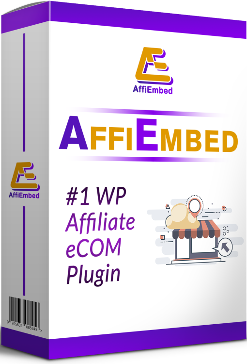 AffiEmbed discount coupon