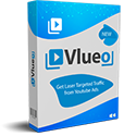 Vlueo- Quicky find, create & track ads for YouTube videos discount coupon