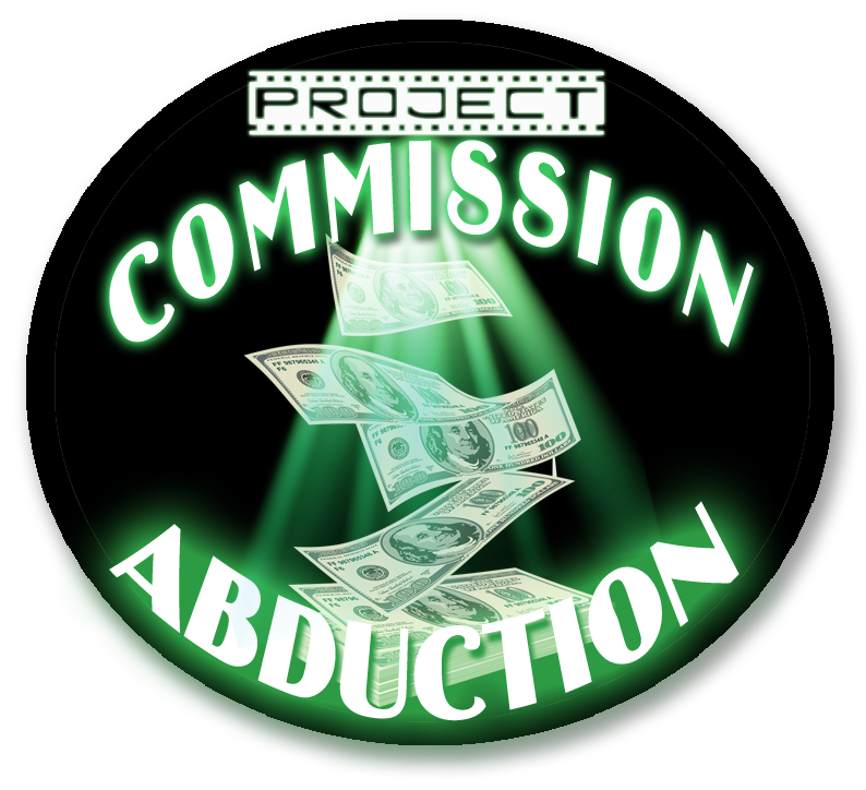 Commission Abduction discount coupon