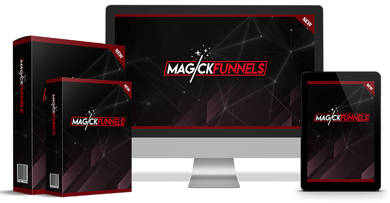 *MagickFunnels – DEAL OF THE WEEK! discount coupon