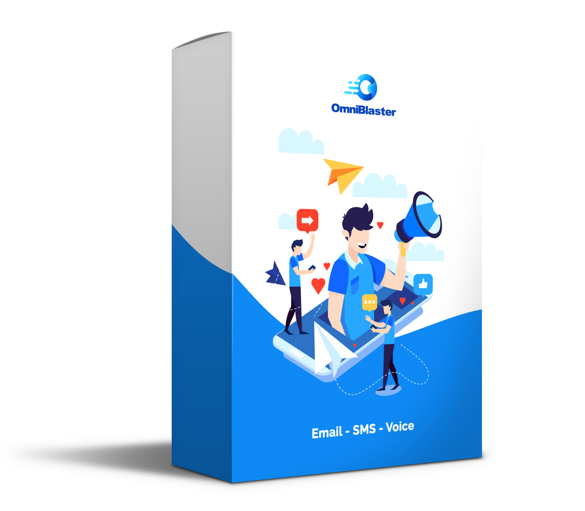 OmniBlaster: eMail – SMS – Voice Marketing Platform discount coupon