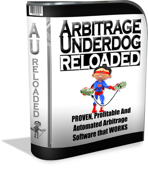 Arbitrage Underdog Reloaded 2015 discount coupon