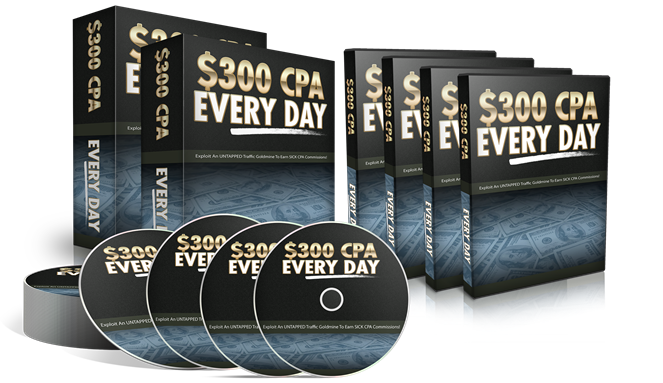 $300 CPA Every Day discount coupon